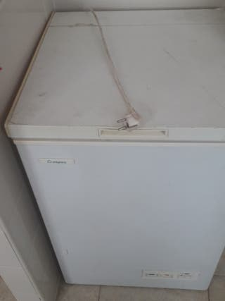 arcón de congelador