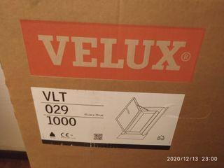 Ventana de tejado, Velux