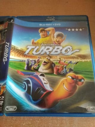 película Blu-ray turbo