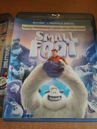película Blu-ray small foot