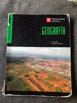 Libro de texto Geografía (Humanidades, c.sociales)