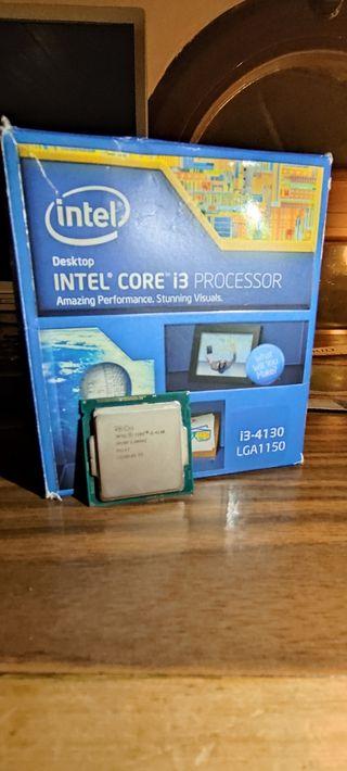 Procesador Intel i3 4130 3,40Ghz