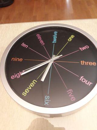 Rebajas Reloj pared design