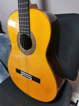 ¡¡ Guitarra flamenca nueva !!