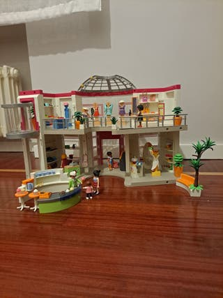 Playmobil Centro comercial 5485