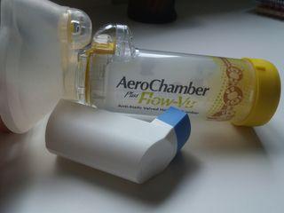 Inhalador infantil