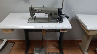 Maquinas de coser doble arrastre