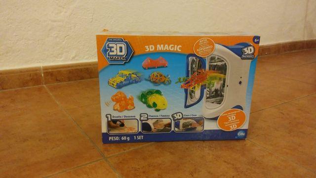 3D Magic