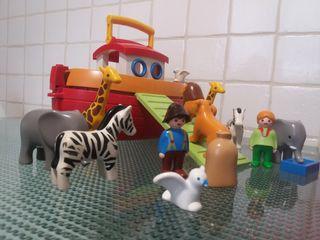 Arca de Noé maletín Playmobil 123