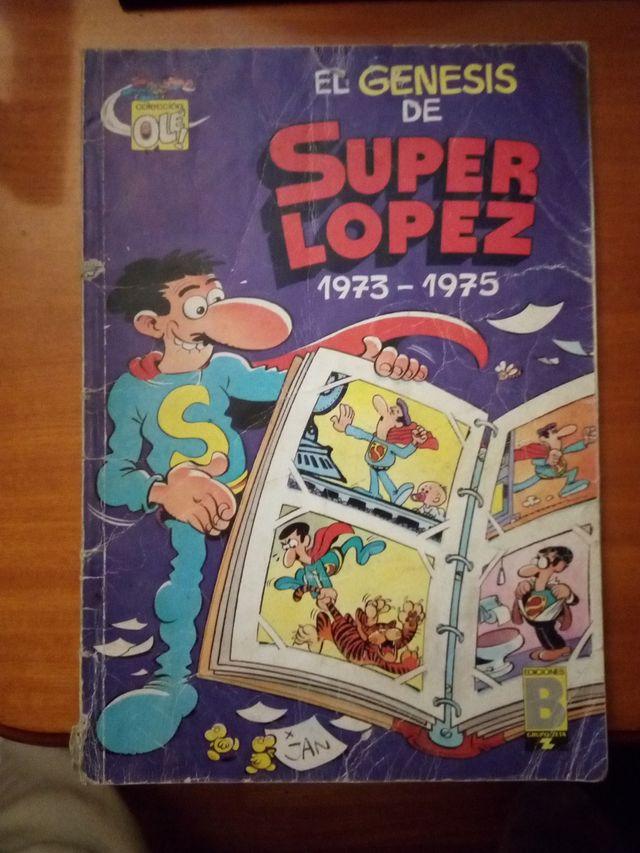 El Génesis de SuperLopez