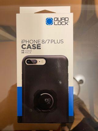 Funda Quad lock iphone 8/7 +