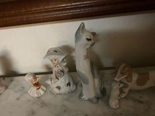 Figuras porcelana