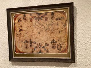 Cuadros mapas