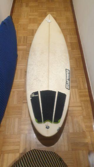 tabla surf eukaliptus