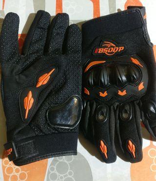 guantes de moto XXL