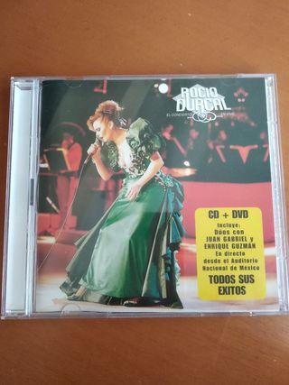 CD +DVD Rocío Dúrcal-Todos sus éxitos