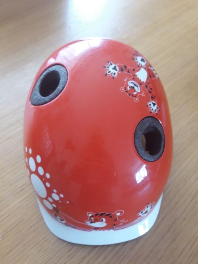 childrens cycle crach helmet
