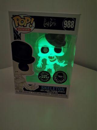 Funko Pop Skeleton glow in the dark