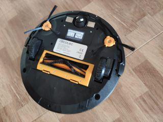robot aspirador conga 990