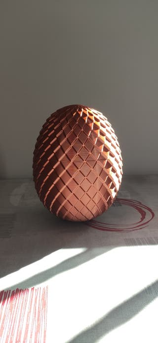 Huevos de dragón 3D