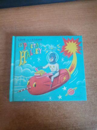 love of lesbian- El poeta halley CD