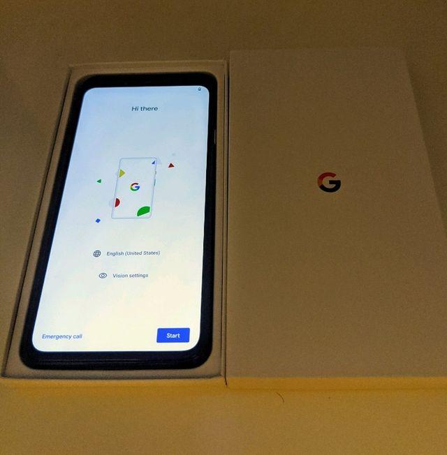 Google Pixel 4 XL G020P - 128GB - (Unlocked)