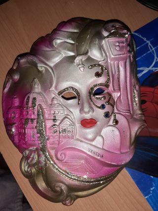 mascara veneciana tipo cuadro