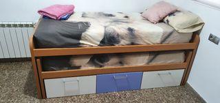 Dormitorio Juvenil dos camas