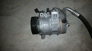 compresor aire acondicionado bmw 335i n54