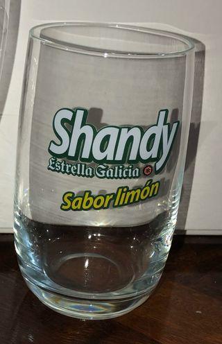 Difícil Vaso de estrella galicia Shandy