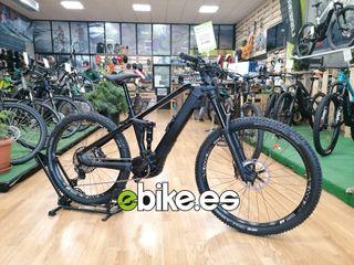 Bicicleta eléctrica Bulls doble suspensión