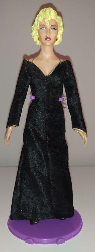 Muñeca de la cantante Madonna.