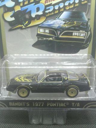 Pontiac Firefird 1977 Los Caraduras Greenlight