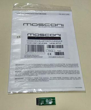 Amplificador Procesador Mosconi D2 80.6 DSP