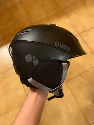 Casco de esquiar Uvex