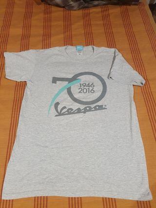 Camiseta Vespa .