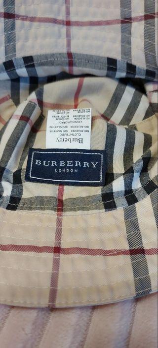 Gorro Lluvia Burberry