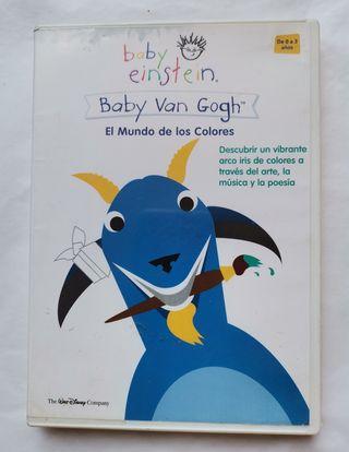 Baby Einstein baby Van Gogh el mundo de los colore