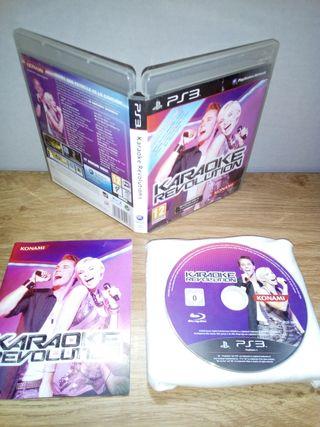 Karaoke revolution (2009) ps3