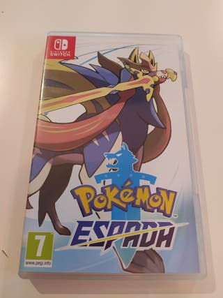 POKEMON ESPADA - Nintendo Switch