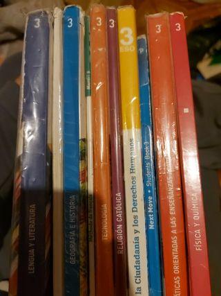 libros 3°ESO