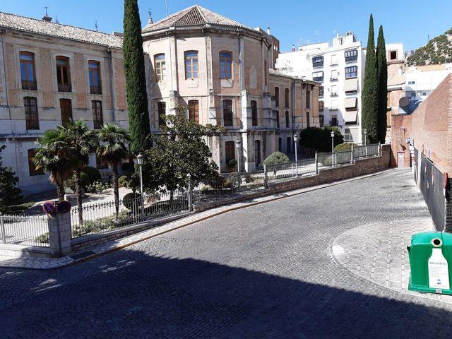 ZONA CENTRO . 1 DORMITORIO 1 BAÑO Y PATIO (Alcaucín, Málaga)