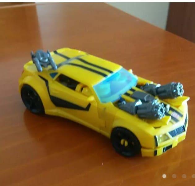 coche transformer