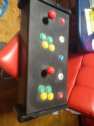 mueble arcade bartop