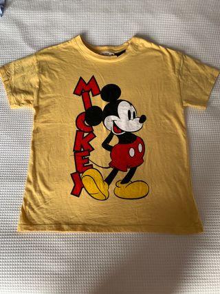 Camiseta pull and bear T.S