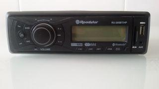 Radio USB+Bluetooth Roadstar