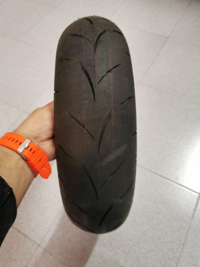 Neumatico Maxxis F1 delantero 12 pulgadas