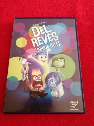 dvd inside out - del reves