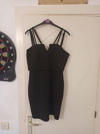 Vestido Clasico Negro