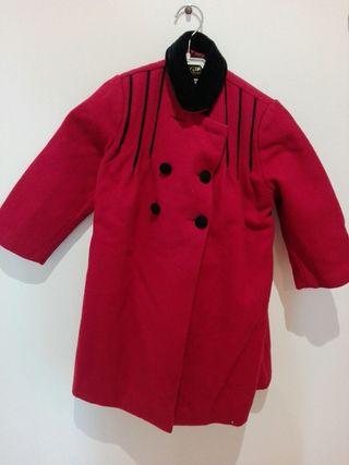 abrigo niña talla 2